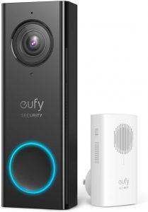 eufy videoportero cableado compatible con Amazon alexa con video de calidad 2k