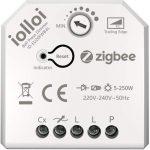 iolloi Mini regulador zigbee compatible con Alexa Echo para integrarlo con pulsadores convencionales