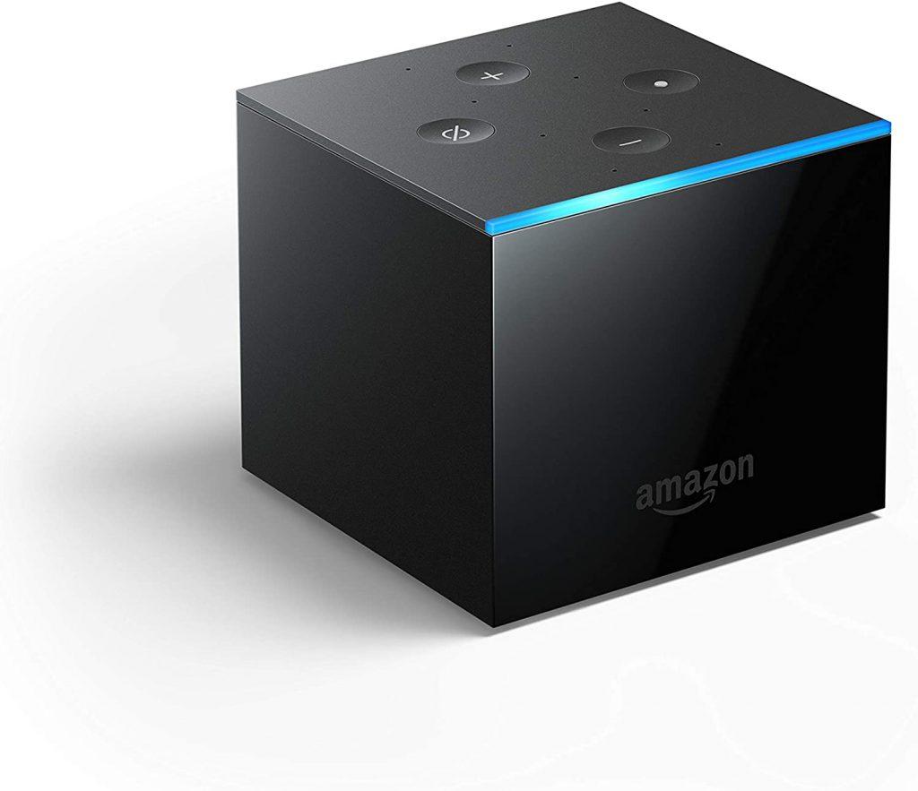 Fire TV Cube | Reproductor multimedia en streaming con control por voz a través de Alexa y Ultra HD 4K