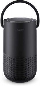 Bose Portable Smart Speaker - Altavoz portátil con control de voz Alexa integrado, Color Negro