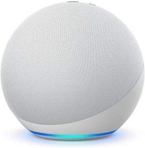Nuevo Echo (4.ª generación) | Sonido de alta calidad, controlador de Hogar digital integrado y Alexa