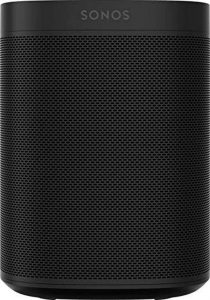 Sonos | One Altavoz Inalámbrico, Conexión red WiFi, Control por Voz, Asistente Amazon Alexa
