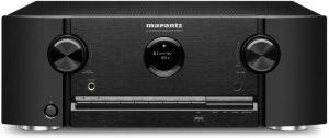 Marantz SR5015 - Receptor AV de 7,2 Canales, Amplificador HiFi, Compatible con Alexa, 6 entradas HDMI y 2 Salidas, vídeo 8K, Wi-Fi, transmisión de música, Dolby Atmos, AirPlay 2, HEOS Multiroom
