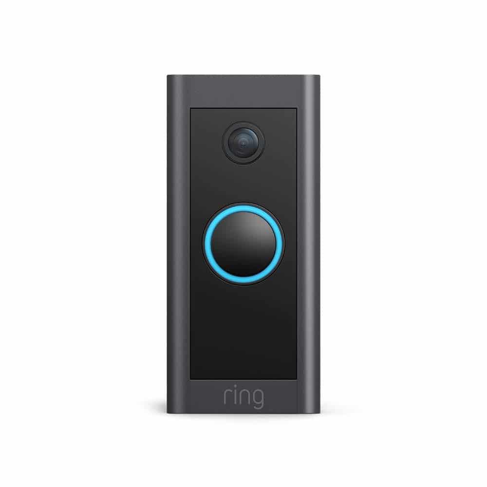 Te presentamos el Ring Video Doorbell Wired de Amazon Alexa: vídeo HD, detección de movimiento avanzada e instalación mediante cableado