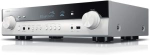 Yamaha Receptor AV RX-S602 MC – Receptor de Red Slim Line con Potente Sonido Envolvente 5.1 – para Entretenimiento en casa Envolvente – Compatible con Alexa.
